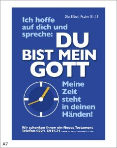 Read more about the article Dem Aufrichtigen lässt GOTT es gelingen