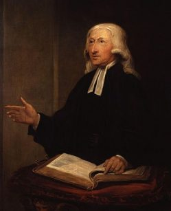 Die Evangelisch-methodistische Kirche, von Wesley bis Wenner