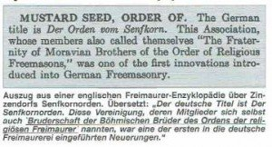 Zitat (engl Freimaurer-Lexikon)