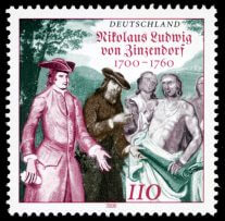 Die Herrnhuter und das Erbe Zinzendorfs