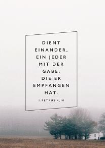 Read more about the article Was sagt die Bibel zur e.V.-Gemeinde?