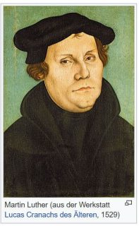 Read more about the article Martin Luther