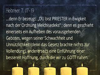 Read more about the article Gilt der Alte Bund auch für Christen?