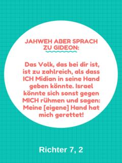 Read more about the article Gemeindearbeit, wie GOTT sie will