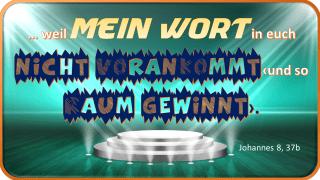 Read more about the article Breit ist der Weg, der ins Verderben führt,