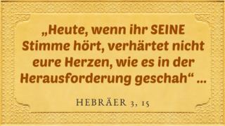 Read more about the article Gibt es eine Vorausbestimmung (Prädestination)?