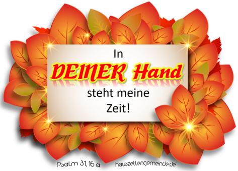 Read more about the article GOTT offenbart Verborgenes zu SEINER Zeit und in SEINEM Licht