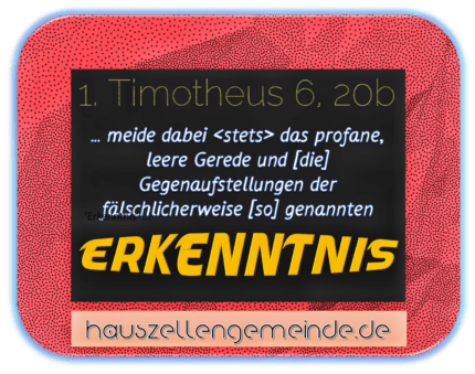 Read more about the article Die Allversöhnungsirrlehre – eine Liebes-Philosophie